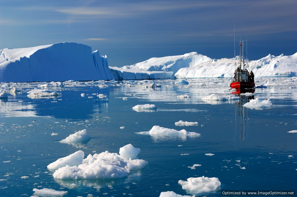 Obama Administration Working to Predict Arctic Changes