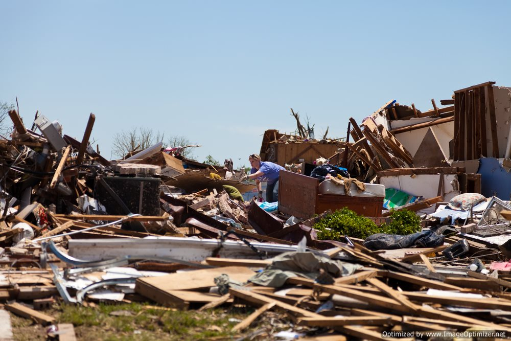 Oklahoma Tornado Loss Estimate between $3 Billion to $5 Billion
